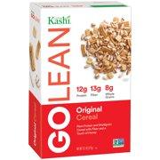 Kashi Go Lean Non-GMO Breakfast Cereal, Original, 13.1 Oz