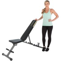 Fitness Reality 1000 'Super Max' Weight Bench w/ 800 lb Capacity 12-Position Adjustable Utility FID