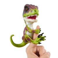 Untamed Raptor Series 1 - Stealth - Interactive Dinosaur by WowWee
