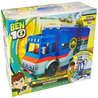 Ben 10 Rustbucket Vehicle Playset