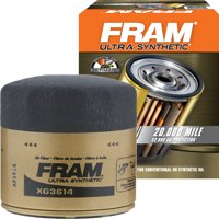 FRAM Ultra Synthetic Oil Filter, XG3614