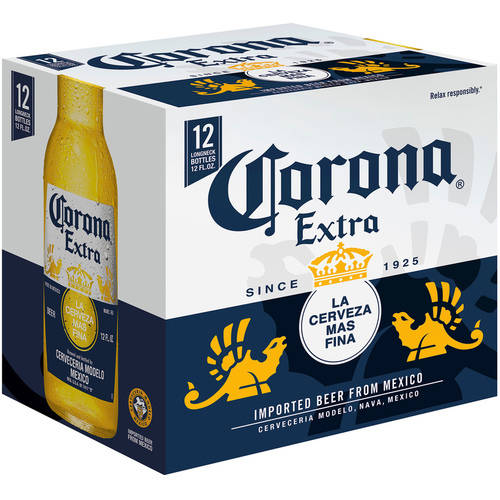 Corona Extra Beer, 12 pack, 12 fl oz