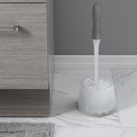 Bath Bliss, Deluxe Toilet Bathroom Brush and Stand