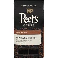 Peet's Coffee® Espresso Forte Dark Roast Whole Bean Coffee 12 oz. Bag