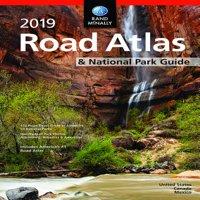 Rand McNally 2019 National Park Atlas & Guide