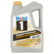 (6 Pack) Mobil 1 Extended Performance Advanced Full Synthetic 5W-20 Motor Oil, 5 qts