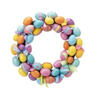 Way To Celebrate Easter Egg Wreath