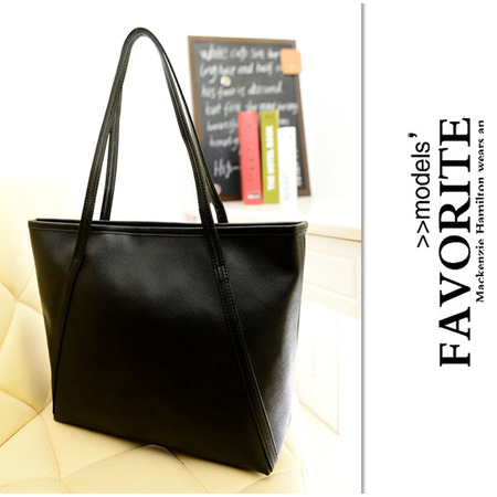 Women Fashion Tote Bag Large Shoulder Bag Portable Shoulder Shopping Bag