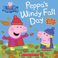 Deals on Peppa's Windy Fall Day Paperback
