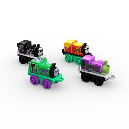 Thomas & Friends MINIS DC Super Friends Collectible Characters (Best Fisher-price Friend Promises)