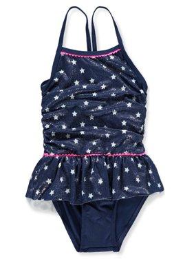 Pink Platinum Little Girls Swimwear Walmartcom