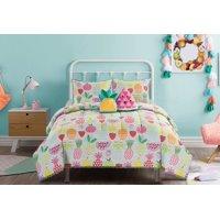 Better Homes & Gardens Kids Fruit Comforter Set and Decorative Pillows
