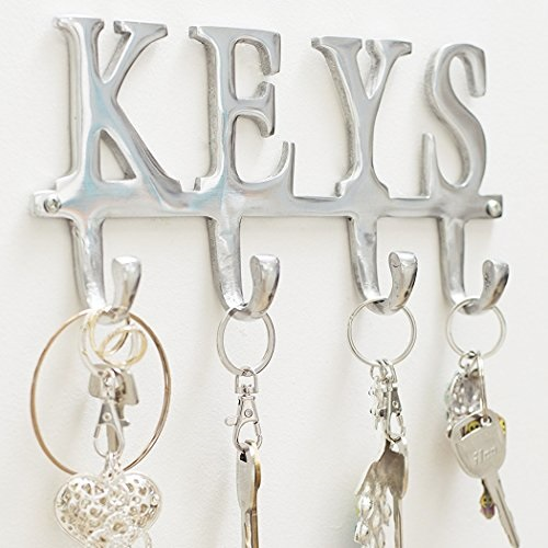 Key Holder Aeoekeysae Ae Wall Mounted Key Holder 4 Key