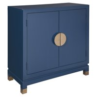 Signature Design by Ashley Walentin 35 in. Two Door Accent Cabinet