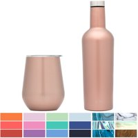 Simple Modern Spirit Wine Tumblers & Bottles - Vacuum Insulated - 4 Sizes & 15+ Colors