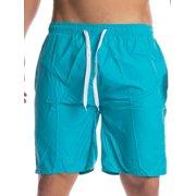 f7984bd0e3 Men's Fashion Elastic Waist Beach Comfy Board Shorts