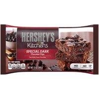 (2 Pack) Hershey's Special Dark, Chocolate Baking Chips, 12 oz