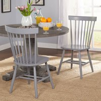 Venice Chair, Set of 2, Gray