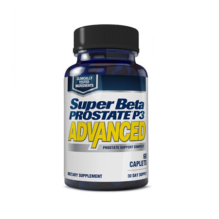 - Super Beta Prostate P3 Advanced for Prostate Health, Capsules, 60 Ct