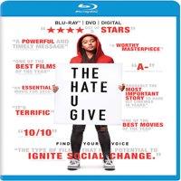 The Hate U Give (Blu-ray + DVD + Digital Copy)