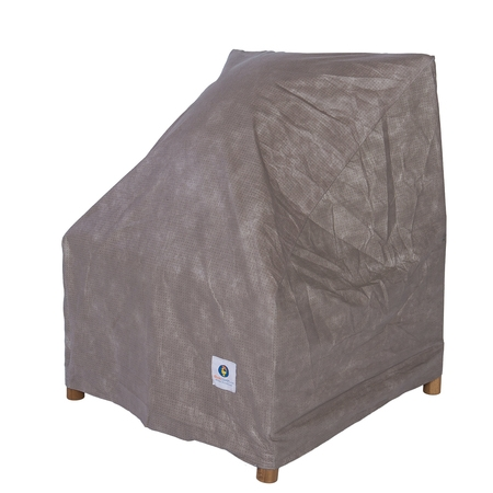 Duck Covers Elite 29 in. W Patio Chair Cover with Inflatable Airbag to Prevent Pooling