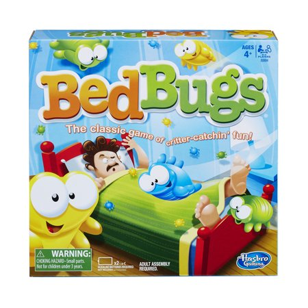 Classic Bed Bugs Critter-Catchin' Game, for Ages 4 and up