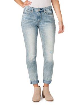 Women's Modern Slim Cuffed Jean