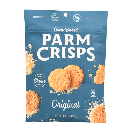 Gluten Free Parm Crisps, (Raspberry Crisp)