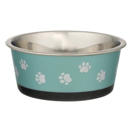 - Pet Zone Deluxe Stainless Steel Bowl Small