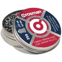 CROSMAN PELLETS POINTED .177 CALIBER, 250ct
