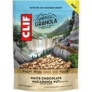Clif® Energy Breakfast Granola, White Chocolate Macadamia, 10 oz