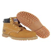 Safety Girl Steel Toe Waterproof Womens Work Boots - Tan - 9M