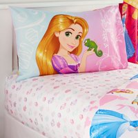 Disney Princess 'Bedazzling Princess' Kids Sheet Set