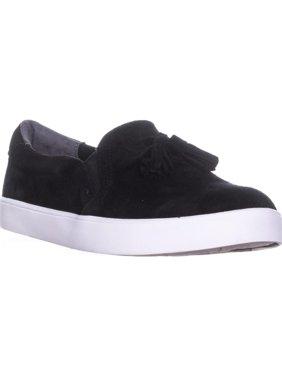 Womens Dr. Scholls Madi Tassel Fashion Sneakers, Black
