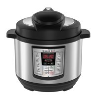 Instant Pot LUX Mini 3 Qt 6-in-1 Multi- Use Programmable Pressure Cooker, Slow Cooker, Rice Cooker, Saute, Steamer, and Warmer