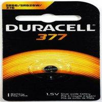Duracell Silver Oxide Battery Watch/Electronic 1.5 Volt 377 1 Each