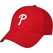 3bb9ac2ca56 Philadelphia Phillies Fan Favorite Youth Basic Adjustable Hat - Red - OSFA