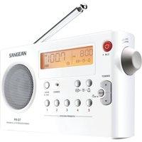 Sangean PRD-7 Digital AM/FM Portable Radio