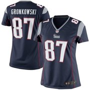Rob Gronkowski New England Patriots Nike Girls Youth Game Jersey - Navy Blue 9adc18ee5