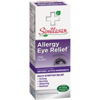 Similasan Allergy Eye Relief Sterile Eye Drops, 0.33 fl oz