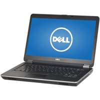 "Refurbished Dell 14"" Latitude E6440 Laptop PC with Intel Core i5-4300M Processor, 8GB Memory, 256GB Solid State Drive and Windows 10 Pro"