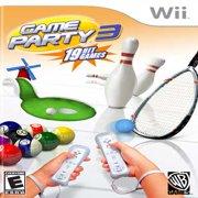 Warner Bros. Game Party 3 - Wii