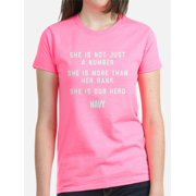 a889c4d4752d9f CafePress - U.S. Navy Hero - Women s Dark T-Shirt