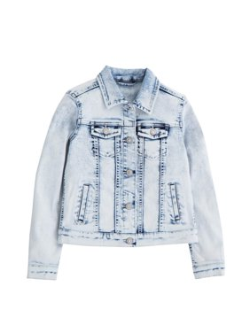 Denim Jacket (Little Girls, Big Girls & Big Girls Plus)