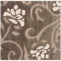 Safavieh Florida Davin Floral Shag Area Rug or Runner