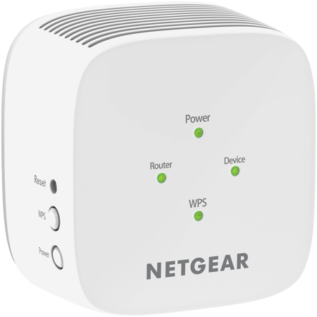 Long Range Wifi Access Point - NETGEAR AC750 WiFi Range Extender (EX3110-100NAS)