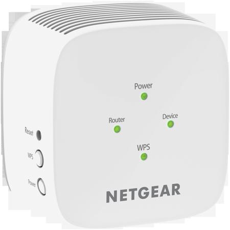 NETGEAR (EX3110-100NAS) AC750 WiFi Range Extender (EX3110-100NAS)