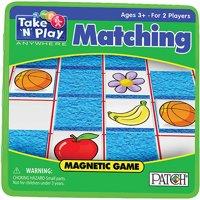 Take 'N' Play Anywhere Magnetic Game - Matching