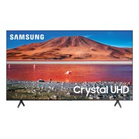 "SAMSUNG 65"" Class 4K Crystal UHD (2160P) LED Smart TV with HDR UN65TU7000 2020"