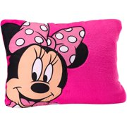 Disney Minnie Mouse Pink Decorative Pillow